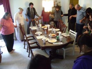 Phelan Math Club Opening Pastor Jone String